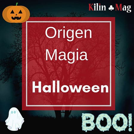 origen magia halloween